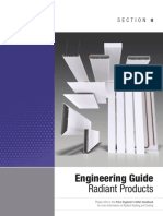 Radiant Products Engineering Guide