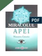 Miracolul Apei Masaru Emoto
