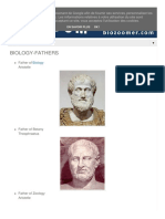 Biology Fathers