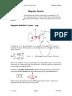 Magnetic Di Poles