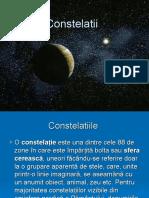 Constelatii ppt