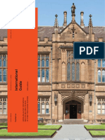 International Guide 2016 (University of Sydney)