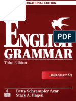 Basic English Grammar 3rd Edition- AZAR - HAGEN