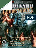 Battletech - Commando Quarterly #01 - Oct 05 4Q-05
