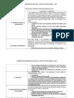 Tipos de Adecuación Curricular Según Decreto 83