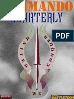 Battletech - Commando Quarterly Vol 1 Issue 2(#02) Autumn 3067