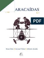 Sin Paracíadas x 3 - Doan Ortiz, Juvenal Vilela, Alfredo Alcalde