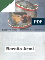 Beretta Mod. 935 Cal. 7,65 - Mod. 934 Cal. 9 Corto - Mod. 948 Cal. 22 l.r.