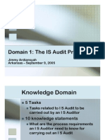 The is Audit Process
