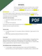 SAP BW InfoSets