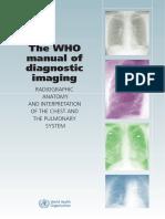 Manual of diagnostic Imaging