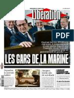Liberation Du Mercredi 27 Avril 2016