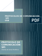Protocolos de Comunicación Spi Usb.