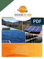 Présentation System Off Grid