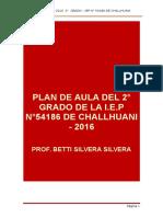 Pat Aula 2016