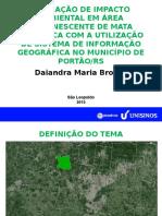 Apresentação Final Daiandra