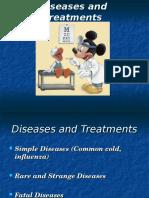 Diseases Presentation