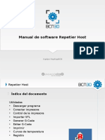 Manual de Repetier Host
