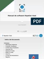Manual de Repetier Host