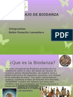 Trabajo Biodanza