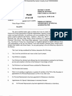 Prince Estate Court Case
