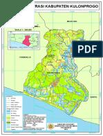 Peta Kulonprogo