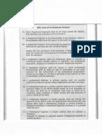 BEM Code of Professional Conduct1