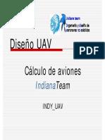 Diseño uav