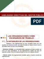 Habilidades Directivas Del Gestor Público