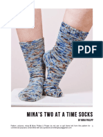Mina s Two at a Time Socks