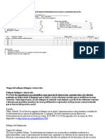Dialogico e Interactivo enfoque de sistematización