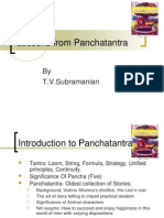 Lessons From Panchatantra