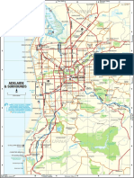Map Adelaide Suburbs
