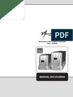 Manual Manager III Senoidal NT DOMA029302