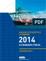 Anuario_estadistico_2014 La Habana Vieja