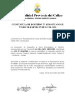 Municipalidad Provincia Del Callao