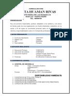Curriculum Juvita
