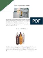 Metanol o Alcohol Metilico