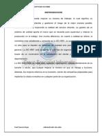 Gestion Calidad Software Iso 9001