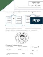 Ficha de Diagnóstico 5º Mat. 13-14 - Cópia
