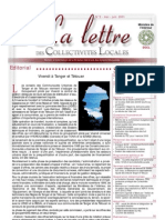Lettre des Collectivites Locales No 2 Francais-2