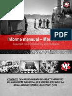 WONG & CIA - S.a. MARZO Reunion Mensual Gerencia Adm. y Servicios. - (1)