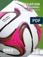 LFP Rapporto Stagione 2014/15