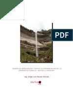 Diseño de Señalizacion de La Catarata de Yubilla