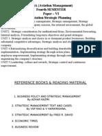 Mba Strategic Management Papervi