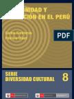 Modernidad y educación en el Perú