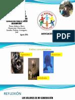 001 PONENCIA Curso Reubicación de Escalas - Agosto 2014