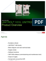 Treinamento ZAB_B_UNITROL 1010_20 Product Overview V9