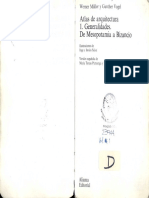 Muller Werner Atlas de Arquitectura 1 de Mesopotamia a Bizancio