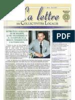 Lettre des Collectivites Locales No 1 Francais-2